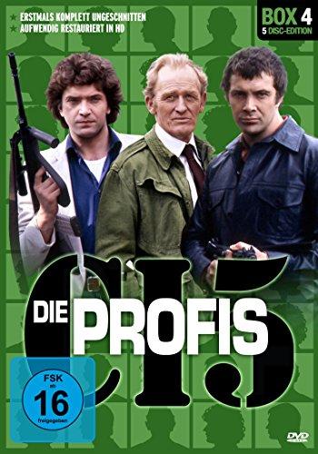 Die Profis - Box 4 [5 DVDs]