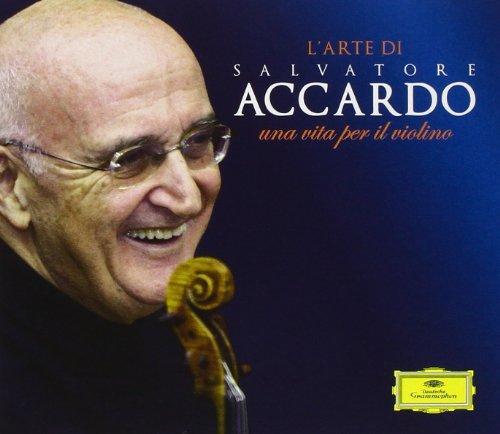 L'arte Di Salvatore Accardo: Una Vita Per Il Violi