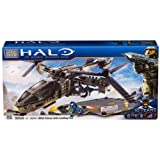 Megabloks Halo UNSC Falcon with Landing Pad by Megabloks