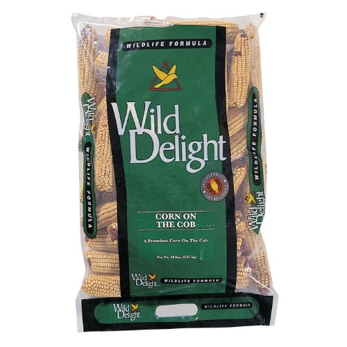 Wild Delight 388200 Corn On The Cob Barrier Bag With Handle, 20-Pound