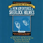 The April Fool's Day Adventure: The New Adventures of Sherlock Holmes, Episode #3 | [Anthony Boucher, Denis Green]