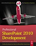 img - for Professional Sharepoint 2010 Development book / textbook / text book