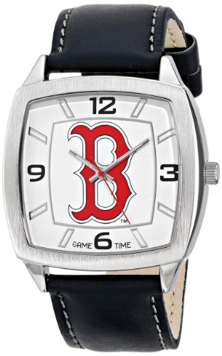 Game Time Men'S Mlb Retro Series Watch - Boston Red Sox