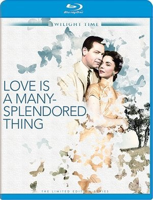 Love Is a Many Splendored Thing [Blu-ray]