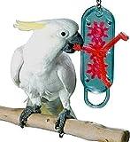 Lucky Bird Toys Gear Head 18in Length Large Bird Toy