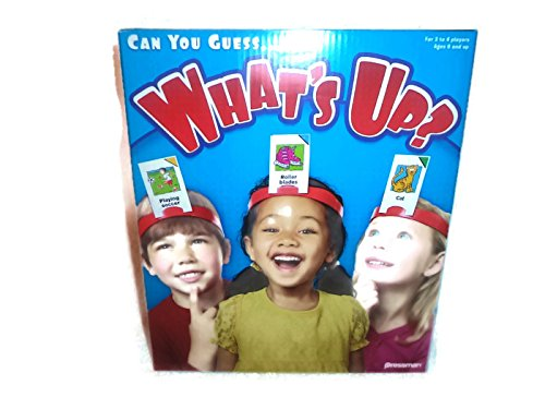 Pressman Can You Guess What's up Board Game Toy - 1