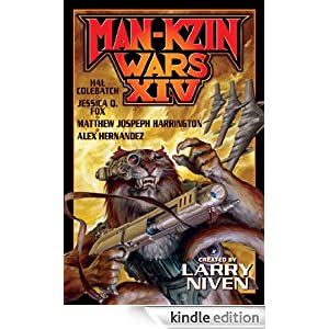 Man Kzin Wars 14 - Larry Niven