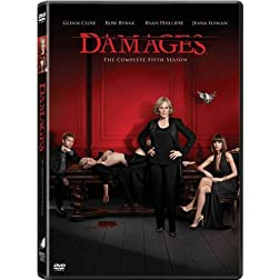Damages: The Complete Fifth Season