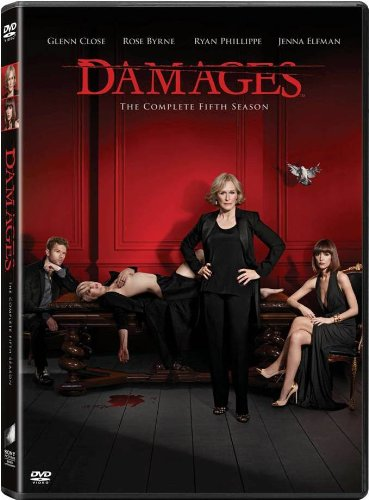 Damages: The Complete Fifth Season (4 Discs)