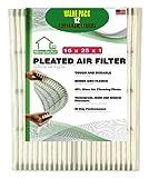 Simple Air- Filtro de aire plisado, 40.6 cm x 63.5 cm , Paquete de 12