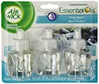 Air Wick Scented Oil Air Freshener, Fresh Waters, 3 Refills, 0.67 Ounce