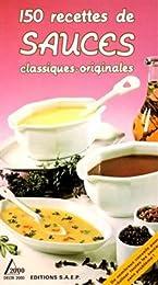 150 recettes de sauces