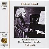 Liszt : intégrale de l'oeuvre pour piano Vol.8