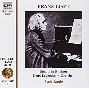 Die Klavierwerke Vol. 8