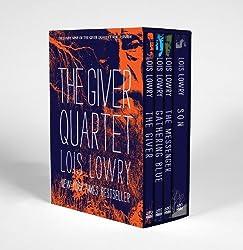The Giver Quartet boxed set