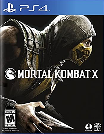 Mortal Kombat X - PS4 [Digital Code]