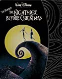 The Nightmare Before Christmas Blu-ray SteelBook
