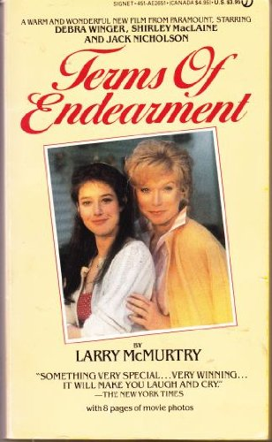 Mcmurtry Larry : Terms of Endearment (Signet)