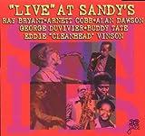 echange, troc Various Artists - Live at Sandy's