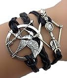 Arc Et Fleches Bracelet Infini