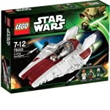 Lego Star Wars - 75003 - Jeu de Construction - A-Wing Starfighter