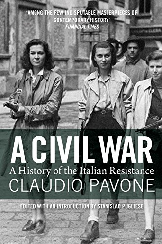 A Civil War: A History of the Italian Resistance a history of western music 4e ise paper