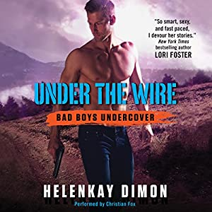 Under the Wire Hörbuch
