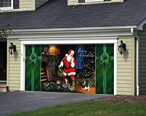 Amazon Com Santa S Secret Outdoor Christmas Holiday