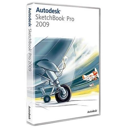 Autodesk Sketchbook Pro 2009 [OLD VERSION]