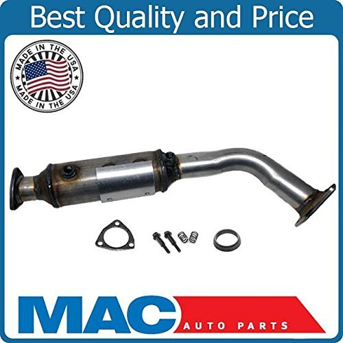 Mac Auto Parts 25165 02-06 Honda CR-V Catalytic Converter with Gasket Bolt & Spring Kit (Catalytic Converter Honda Crv compare prices)