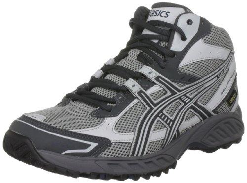 ASICS Men's Gel Target Mt G Tx M Grey/Raven/Light Grey Walking Boot Q120N 7389 8 UK
