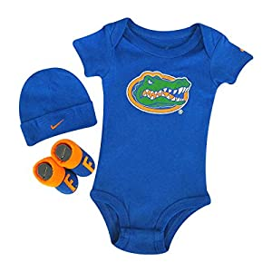 Buy Florida Gators 3 Piece Nike 0-6 mo Infant Set by Nike