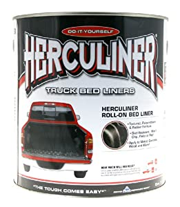 Herculiner HCL0B8 Brush-on Bed Liner Kit by Herculiner