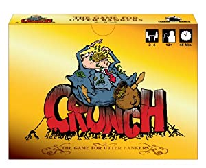 Terrorbull Games - Crunch : The Game for Utter Bankers