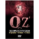 OZ-COMPLETE FIFTH SEASON (DVD/3 DISC/4:3 TRANSFER/ENG-FR-SP SUB)