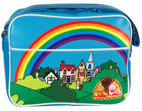 Rainbow Opening Titles Sports Bag