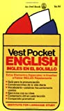img - for Vest Pocket English: Ingles en el Bolsillo book / textbook / text book