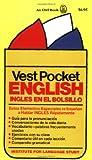 img - for Vest Pocket English: Ingles en el Bolsillo book / textbook / text book