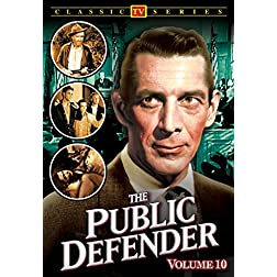 Public Defender Vol 10: 4 Episode Collection