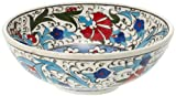 Turkceramics Imported Classic Hand Painted Plane Bowl (15 cm)