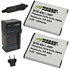 Wasabi Power Battery and Charger Kit for Sony NP-BN1 and Cyber-shot DSC-T99, DSC-T110, DSC-TX5, DSC-TX7, DSC-TX9, DSC-TX10, DSC-TX20, DSC-TX55, DSC-TX66, DSC-TX100V, DSC-TX200V, DSC-W310, DSC-W320, DSC-W330, DSC-W350, DSC-W360, DSC-W380, DSC-W390, DSC-W510, DSC-W515PS, DSC-W520, DSC-W530, DSC-W550, DSC-W560, DSC-W570, DSC-W580, DSC-W610, DSC-W620, DSC-W650, DSC-W690, DSC-WX5, DSC-WX7, DSC-WX9, DSC-WX50, DSC-WX70, DSC-WX150