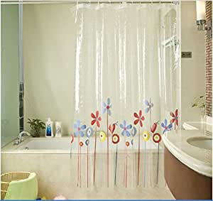 Mould Free Shower Curtain Cat Shower Curtain Sets