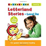 Letterland Stories Level 3a (Letterland at Home)by Lyn Wendon