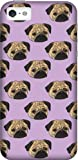 'Pug Life' Design iPhone 5 5S Case Cover by Katie Reed - 3D Full Wrap Design