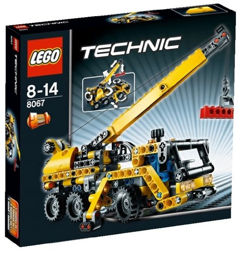 LEGO Technic 8067: Mini Mobile crane