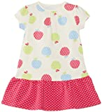 Kite Girl's Picnic Apples Short Sleeve Dress