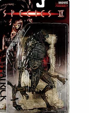 Picture of McFarlane Movie Maniacs Series 1 Species: Patrick Action Figure (B000V5QA4O) (McFarlane Action Figures)