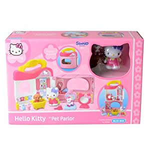 salon de toilettage de hello kitty jeux et jouets. Black Bedroom Furniture Sets. Home Design Ideas