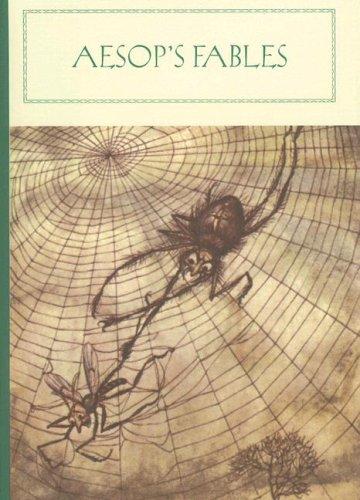 Aesop'S Fables (Barnes & Noble Classics) front-242263
