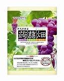 マンナンライフ 蒟蒻畑 ぶどう味 (25g×12個)×12袋 ランキングお取り寄せ